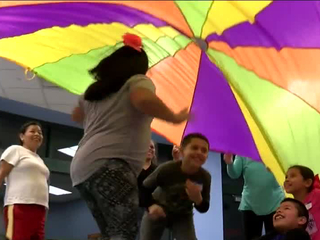 NKY program helps kids with jailed parents cope