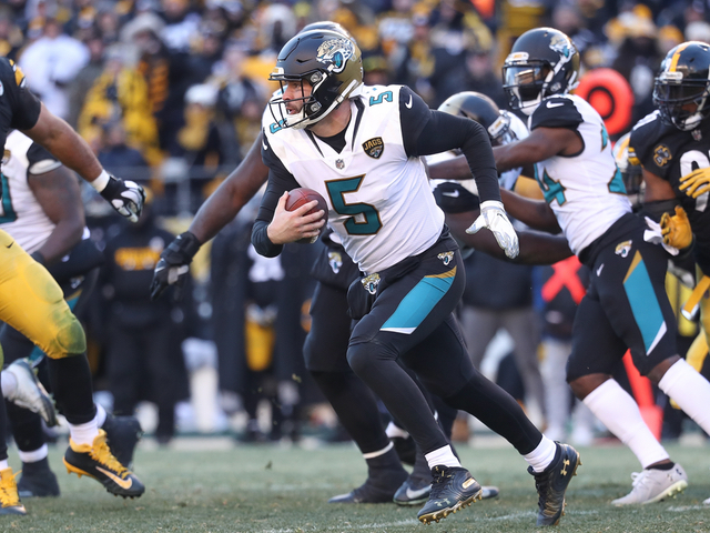 Blake Bortles appreciates teammates having his back
