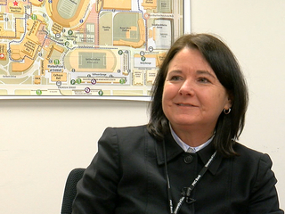 UC names first female police chief