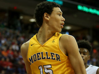 Moeller earns hard-fought victory over La Salle