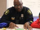 Police officer starts tutoring program in school