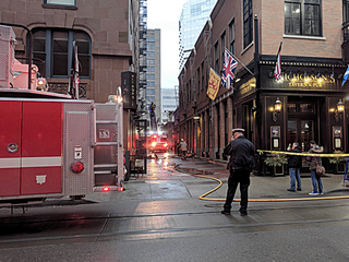 Fire at 21c Hotel causes $100K in damage