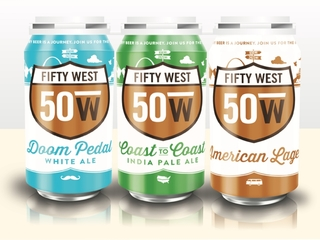Fifty West cans to hit store shelves on Jan. 30