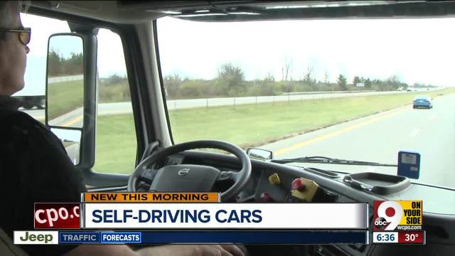 Consumer Confidence in Self-Driving Technology Is Increasing, AAA Study Finds