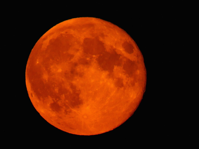 What's this 'super blue blood moon'?