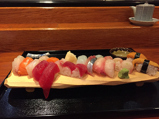 Omakase dining lets the chef pick your dinner