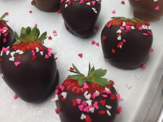 Looking for decadent Valentine's Day sweets?