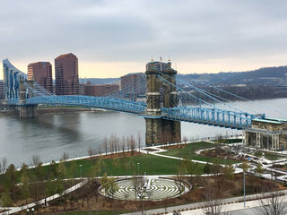 Here's what you don't know about Roebling bridge
