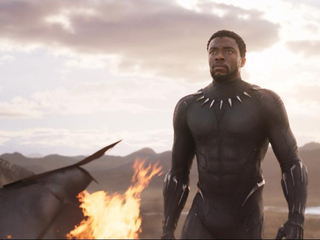 Ohio native brought 'Black Panther' to life