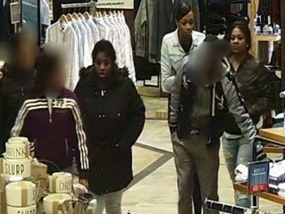 PD: Crime ring targeting Liberty Center stores