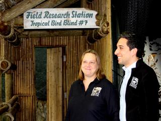 How Cincinnati Zoo listens to its birds