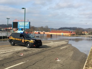 Major road closures continue due to flooding