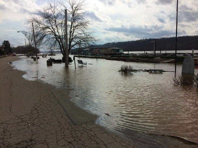 Emergency center open for flooding in Meigs County