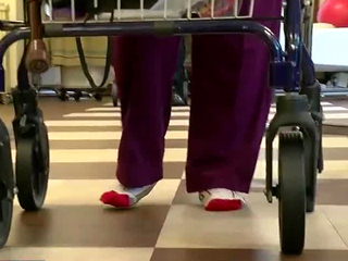 High-tech socks could help patients, caregivers