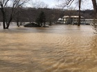 Rising Ohio River 'does what it wants to do'