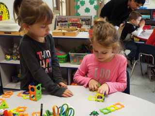 Church-based preschool, child care thriving