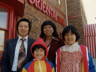 Oriental Wok celebrates 40 years in business
