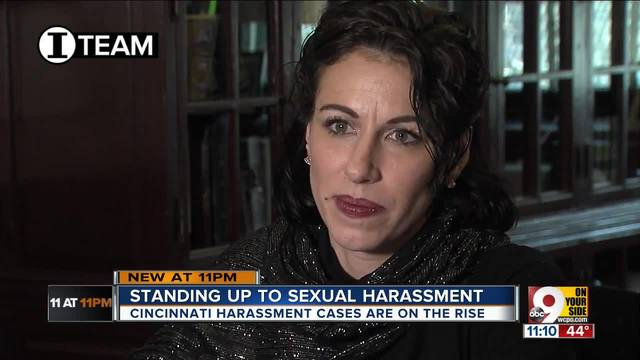 Sexual harassment cases in indiana