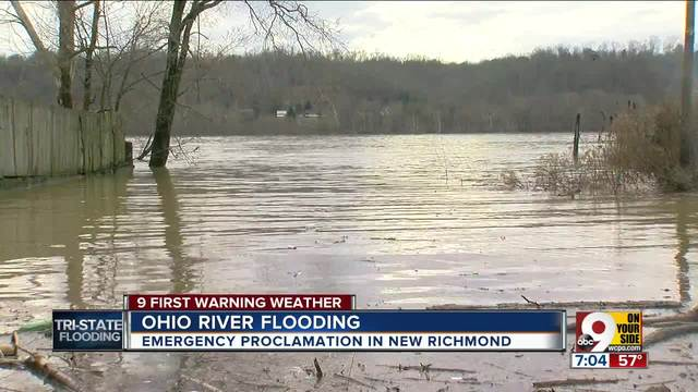 Village Officials Declared A State Of Emergency In New Richmond