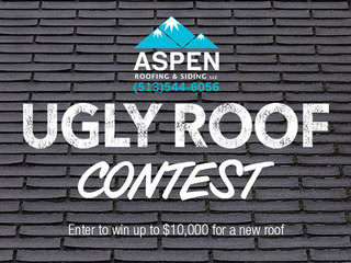 The Ugly Roof Contest - Enter To Win