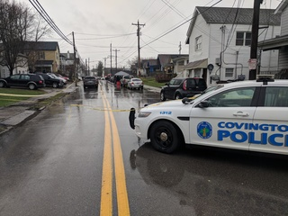 Covington PD involved in shooting on Decoursey