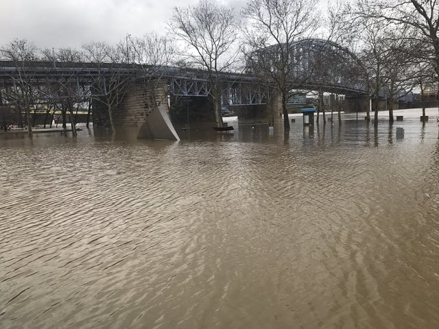 Weather Alert Day as flooding continues
