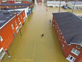 Punishing storms, floods grip Greater Cincinnati