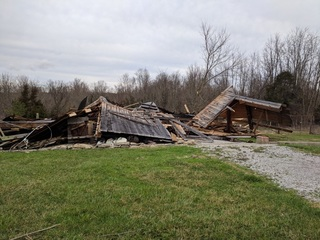 NWS: Tornado SW of Felicity in Clermont County