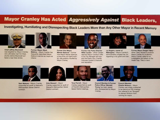 Fine issued against printers of 'racist' flyers