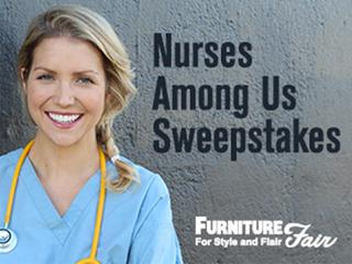 Nurses Among Us Sweepstakes