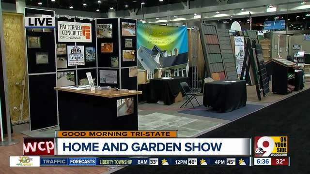 Bring Your Kids Downtown For Fridayu0027s Family Day At The Cincinnati Home And  Garden Show