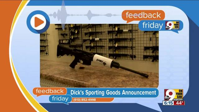 Feedback Friday- Foster care and gun control