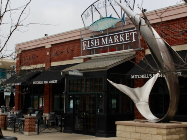Mitchell S Fish Market At Newport On The Levee