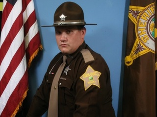 Ind. gov. orders flags lowered to honor deputy