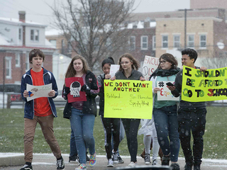 Tri-State students demand change in walkouts