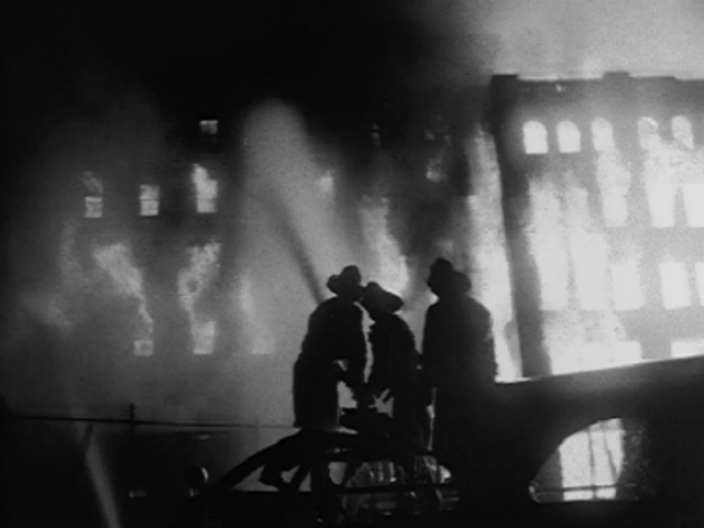 Baldwin fire destroyed buildings but not legacy