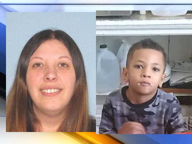 Witness horrified when mother kidnapped 4-year-old Sandusky boy from auto