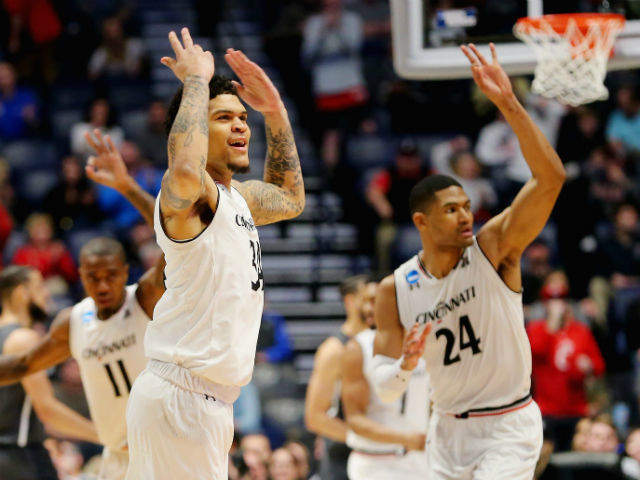 Nevada erases 22-point second-half deficit, stuns Cincinnati