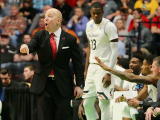 Who let the underdogs out? Will UC, XU escape?