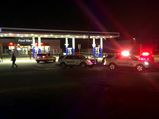 Boone Co. deputy fires at suspect at gas station
