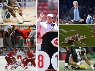 The 9 most depressing moments in Cincy sports