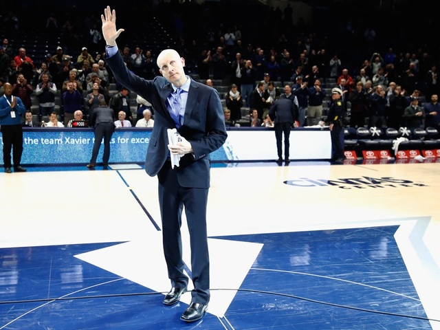 Louisville Hires Xavier's Chris Mack As Head Basketball Coach