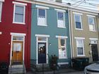 Home Tour: Tiny Row House makes me happy