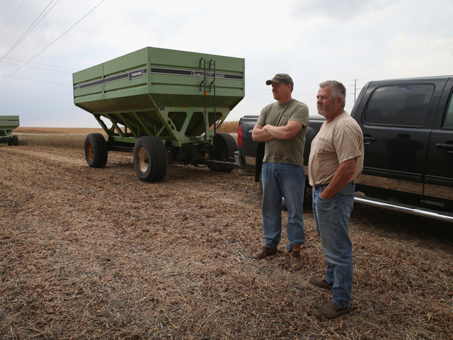US Farmers Speak: 'Let's Just Hope This Is a War of Words'