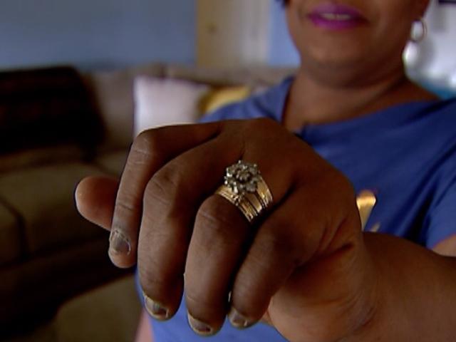 Plumbers retrieve wedding rings from sewer - WCPO Cincinnati, OH