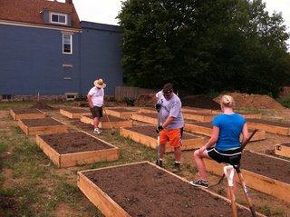 Community gardens bring neighborhoods together