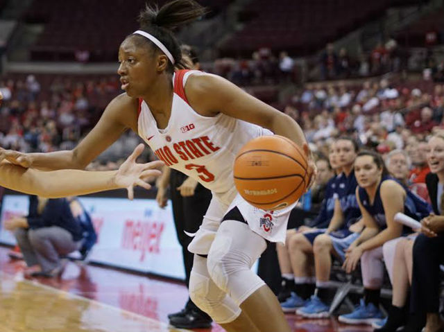 Marie Gulich selected in the first round of the WNBA Draft