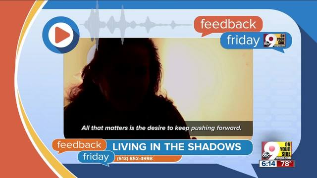 Feedback Friday- Living in the shadows