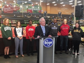 Kroger part-timers offered $3,500/yr school perk