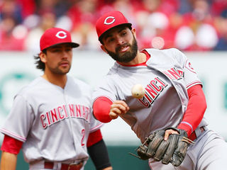 Reds rally once but can't repeat magic in ninth
